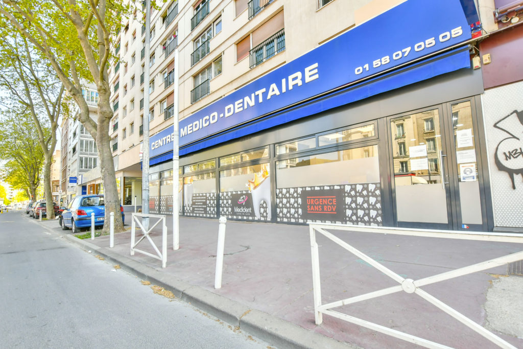 Photo centre Montrouge