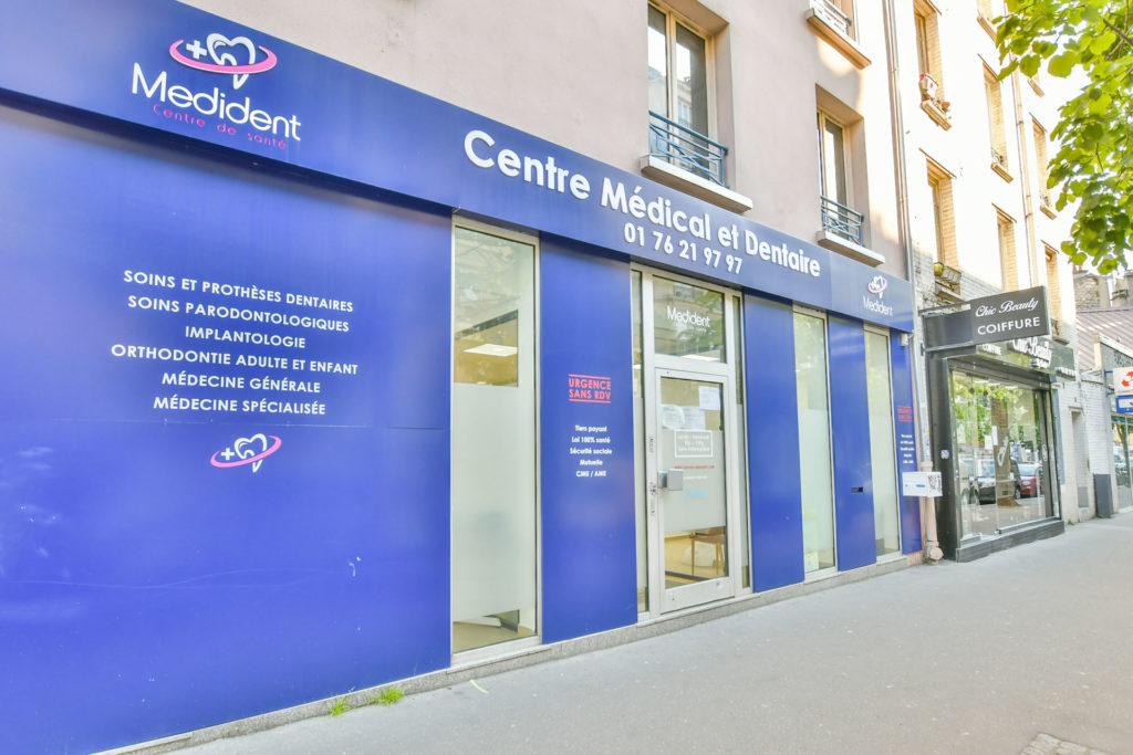 Photo centre Montreuil
